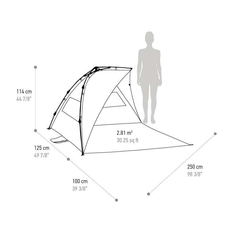 Hare Kohu Classic dimensions