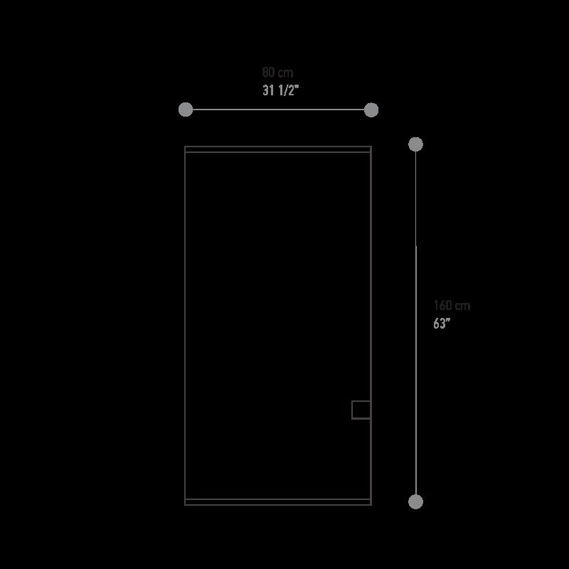 Manava Moe dimensions